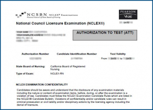 NCLEX LICENSE WITHOUT TRAINING